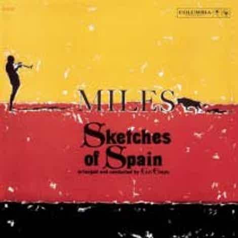 Miles Davis Sketches Of Spain (mono)
