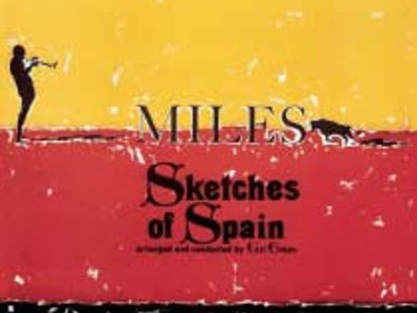 Miles Davis Sketches Of Spain (mono) Legacy Import Numbered Limited Edition 180 grams