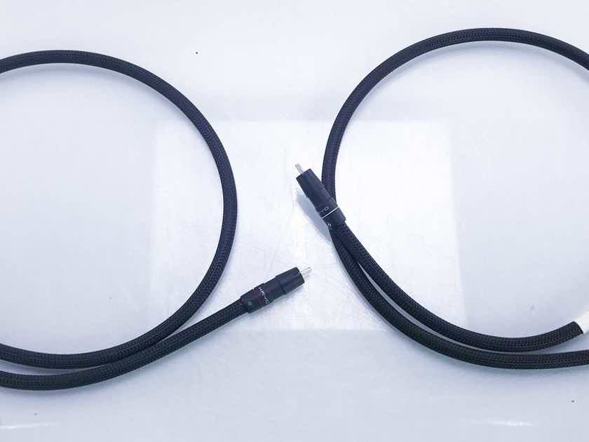 Audio Art Cable Statement e RCA Cables; 1m Pair Interconnects (15931)