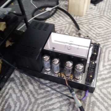 Convergent Audio JL5 Black Path Power Amp
