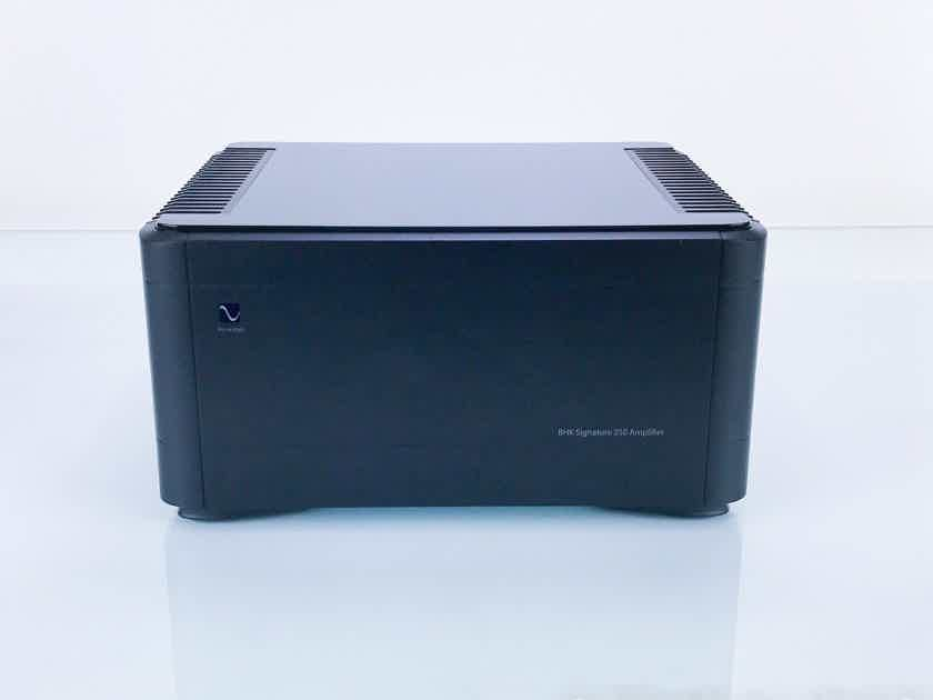 PS Audio BHK Signature 250 Stereo Power Amplifier; BHK-250 (17331)