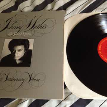Johnny Mathis - Silver Anniversary Album Columbia Recor...