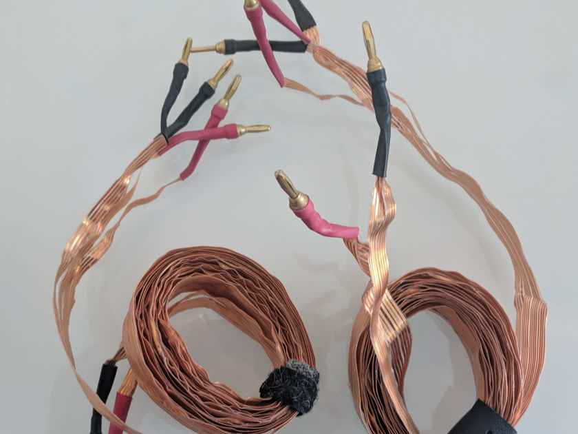 Nordost Superflatwire 4.0 m Bi Amp Speaker Cable