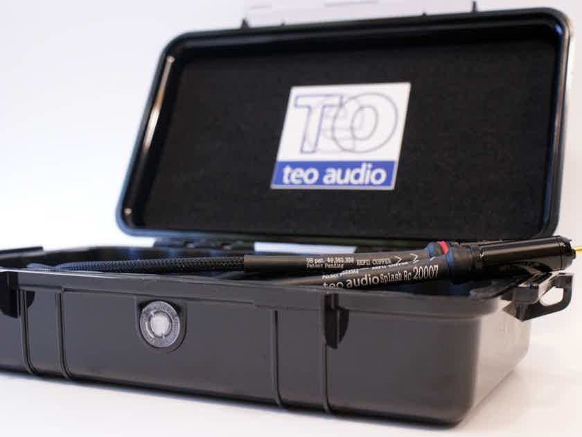 Teo Audio Kronon 1.1M Probably our best cable