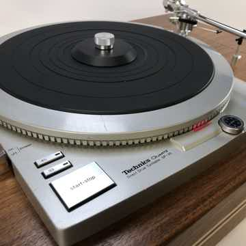 Custom Vintage Technics SP-25 Turntable with New Sumiko...