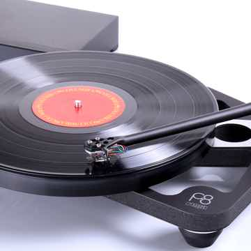 Rega Planar 8 With Apheta 2 cartridge.  All New Design!