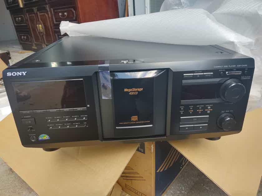 Sony CDP-CX455