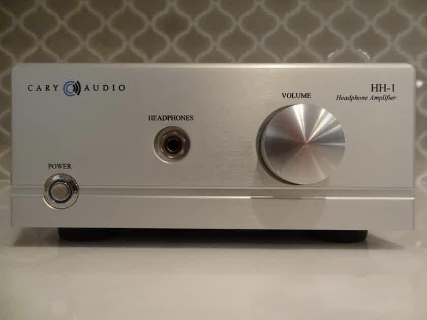 Cary Audio HH-1 Headphone Amp