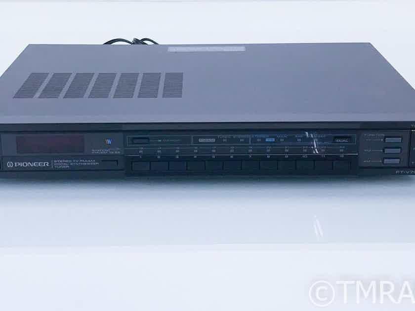 Pioneer FT-V70 TV / AM / FM Tuner; FTV70 (17146)