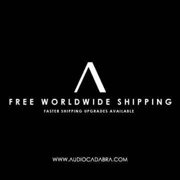 Audiocadabra Ultimus4™ Solid-Silver Double-Shielded Coaxial Cables