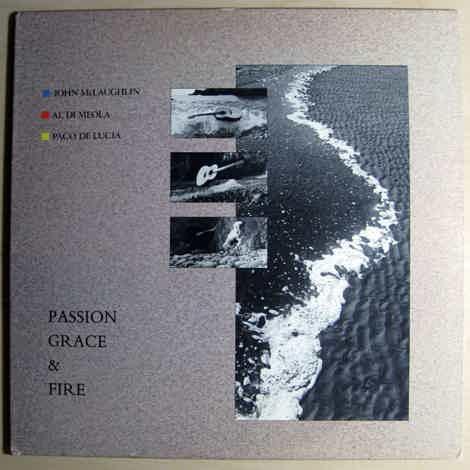 John McLaughlin, Al Di Meola, Paco De Lucia Passion, Grace & Fire