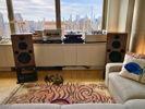 Audio high in the sky of Manhattan