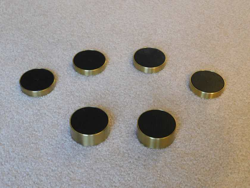 Walker Audio Resonance Control Discs (6)