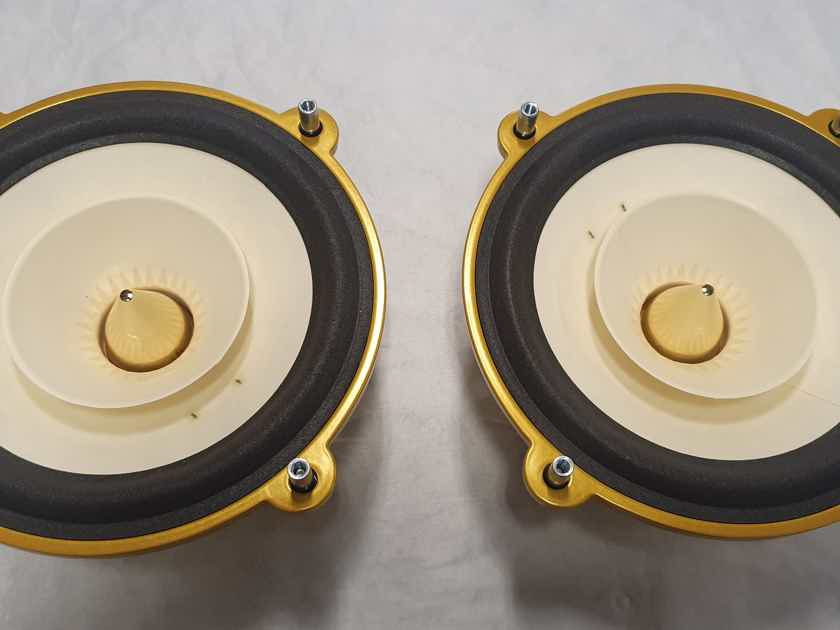 Voxativ AC-4F Gold - Ultimate Loudspeaker Drivers