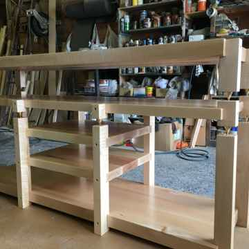 TimberNation WideTiger Rack