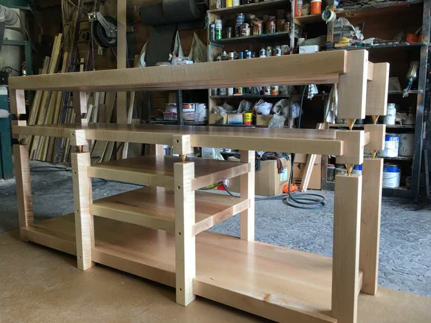 TimberNation New Model Tiger Rack