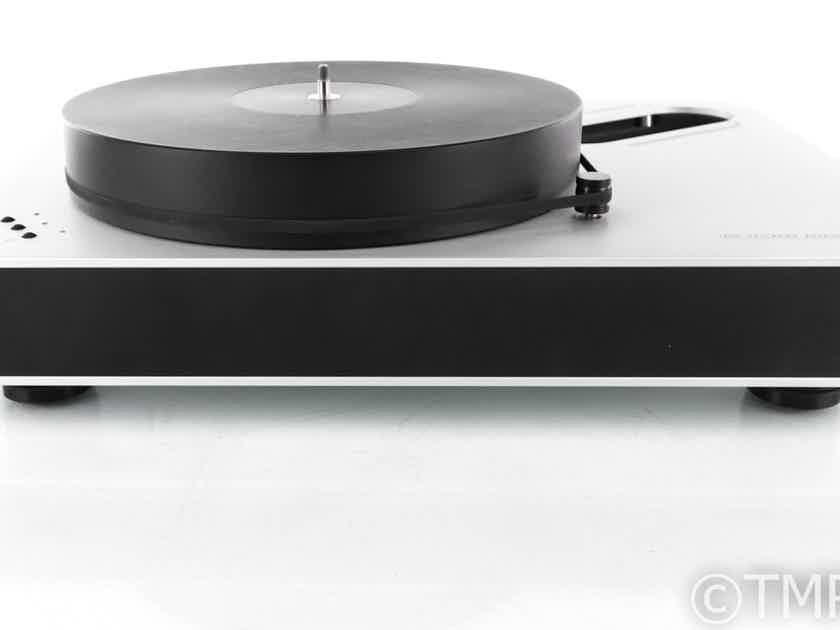 Dr. Feickert Analogue Blackbird Dual Arm Belt Drive Turntable; (No Tonearm) (19891)