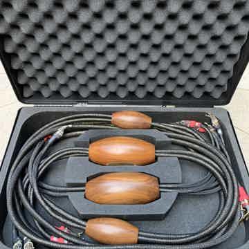 Prime 2.5 m bi-wire spkr