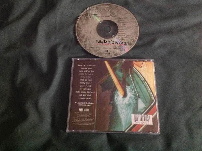 Walter Becker - 11 Tracks Of Whack Out Of Print Compact Disc Donald Fagen