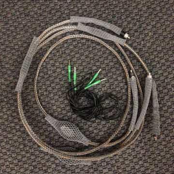 Ansuz Acoustics DTC RCA Interconnects 2m Long