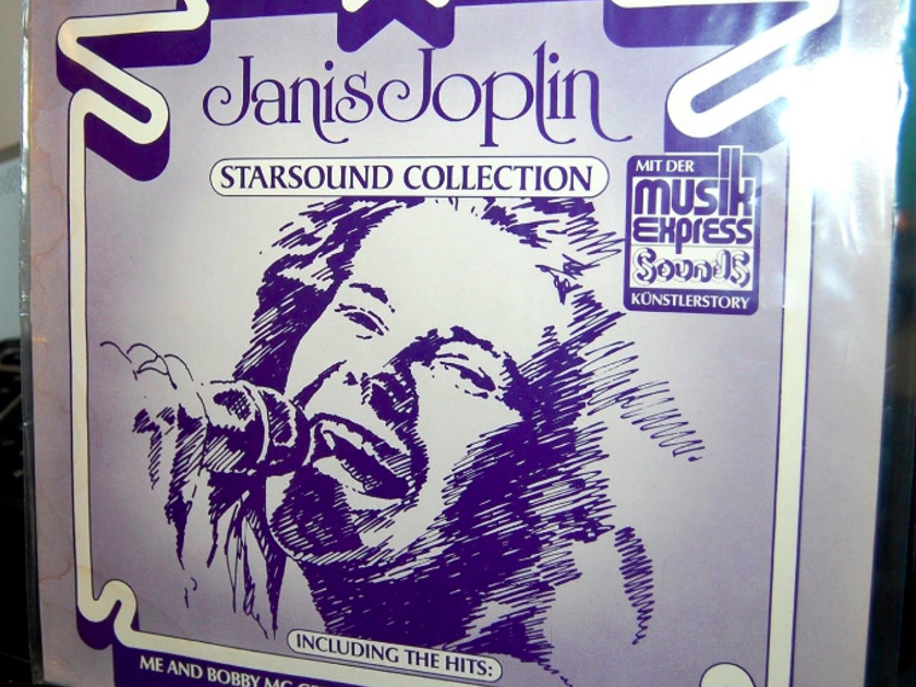 Janis Joplin Starsound Collection - Halfspeed  Mastered - Germany