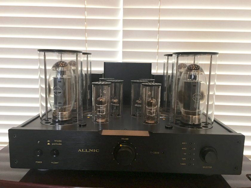 Allnic Audio T2000 Tube Integrated Amplifier