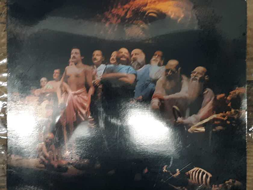 Atma - In Transit 1980 SEALED VINYL LP Pop Psych Rock Govinda Records RA-108