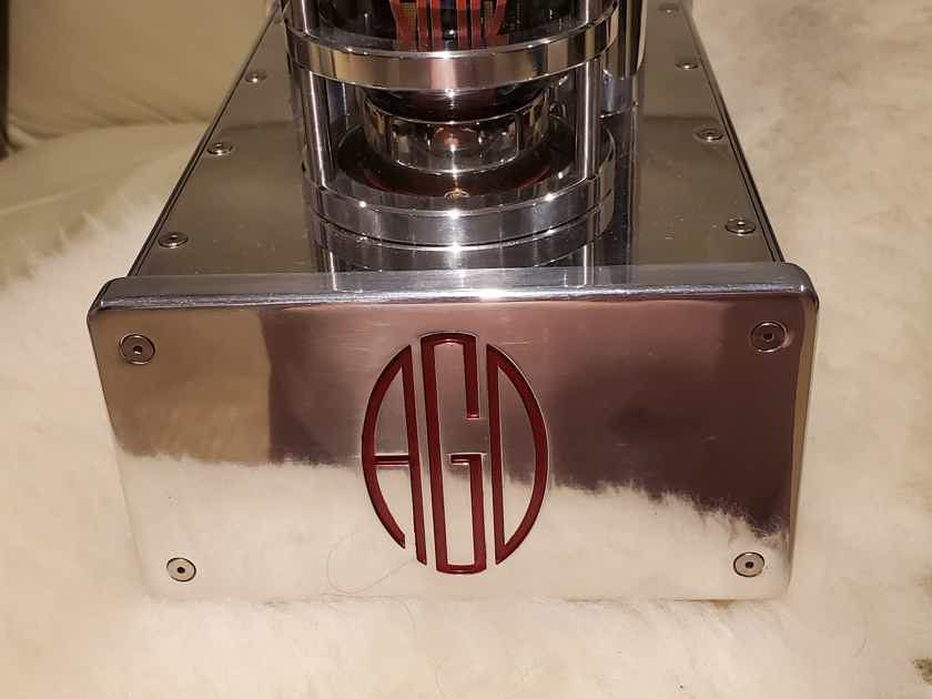 AGD Production Audion Monoblocks
