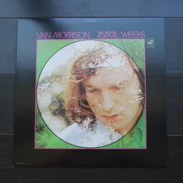Van Morrison Astral Weeks - Warner/RTI - 180gm - Remastered