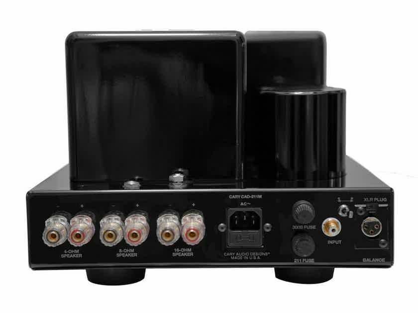 CARY AUDIO 211 FE New Sealed in Box ! Trades OK, Any Voltage,Factory Warranty!