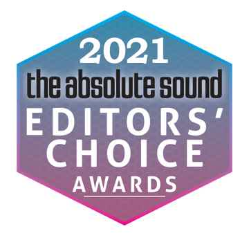 The Absolute Sound 2021 Editors' Choice Award