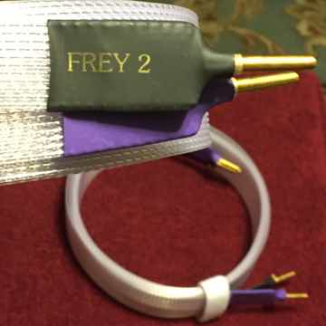 Nordost Frey 2 Speaker Cables, 3m, Banana, Demo, Warranty