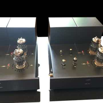 Lamm Industries ML2 Power Amplifier pair. With tubes. B...