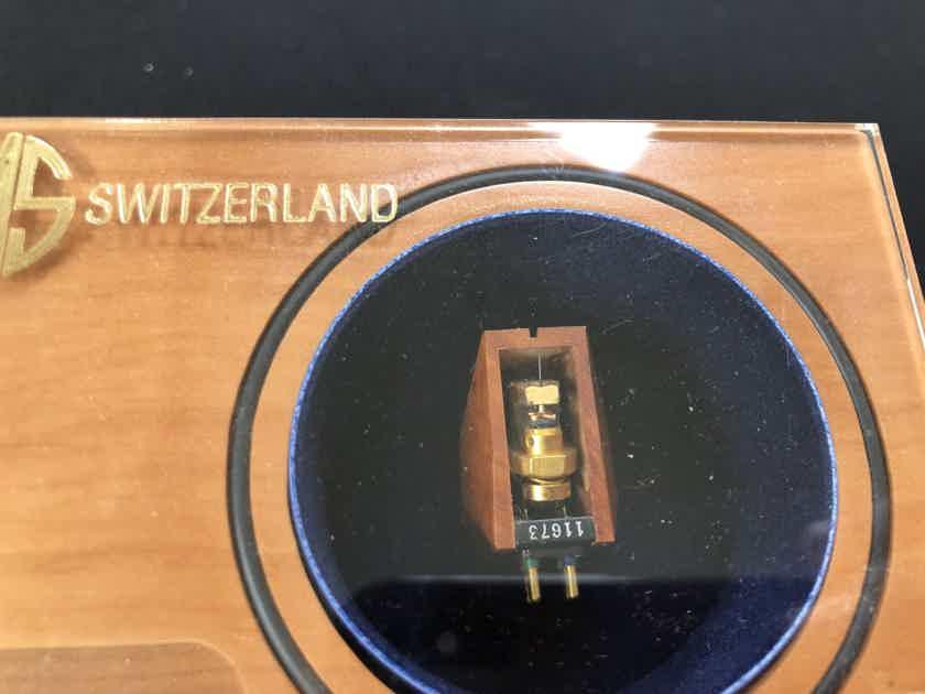 Benz Micro L 0.4 FG-II Moving Coil (MC) Phono Cartridge