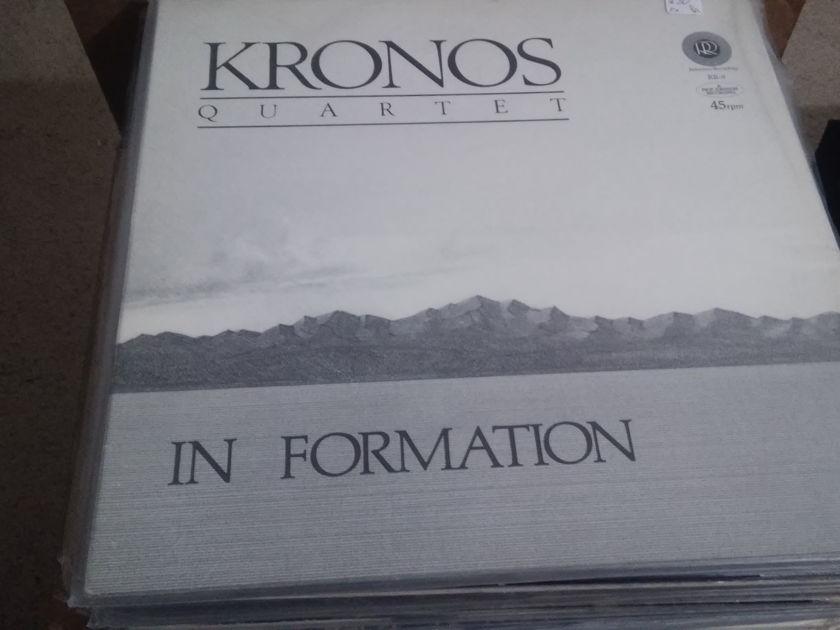 Kronos Quartet - In Formation RR-9
