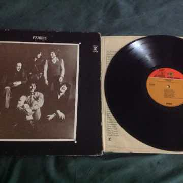Family - A Song For Me Reprise Records With One Page In...