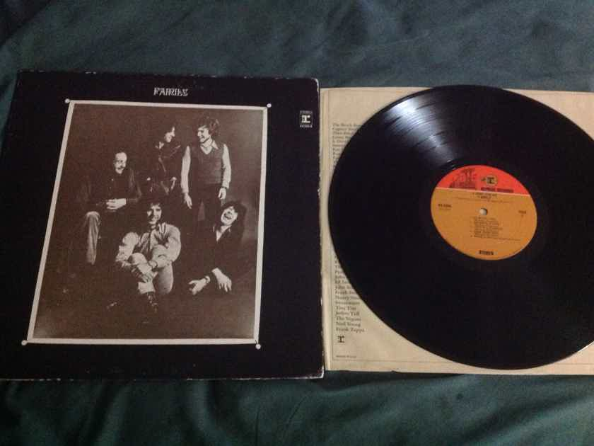 Family - A Song For Me Reprise Records With One Page Insert Vinyl LP