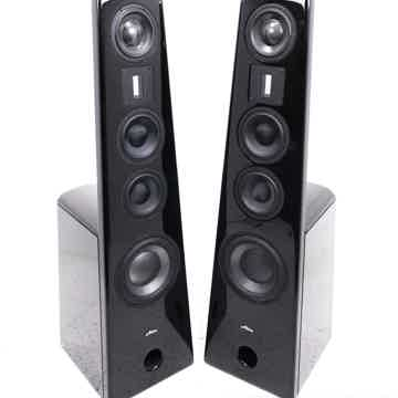 Hestia Titanium Floorstanding Speakers