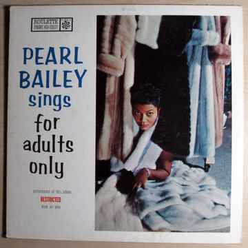 Pearl Bailey Pearl Bailey Sings For Adults Only