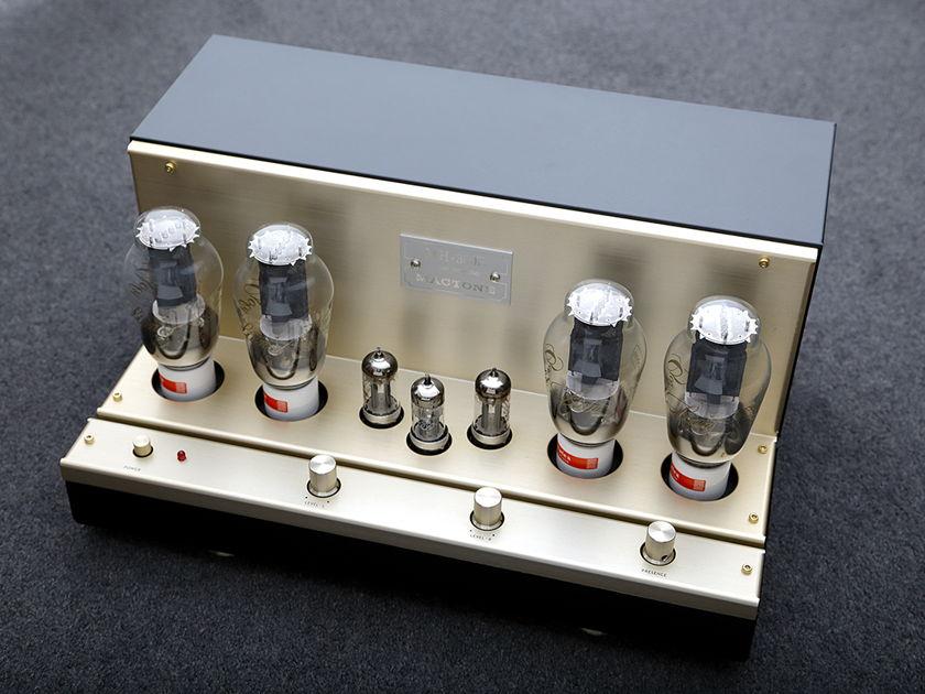 Mactone MH-300B 240V - 120V Push-Pull power amplifier
