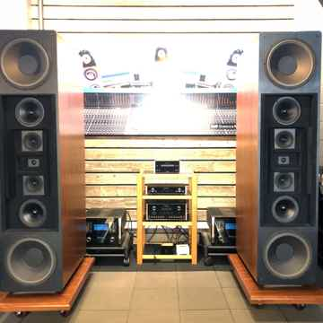 Dunlavy Audio SC VI Speakers - Monstrous Sound at 91db ...