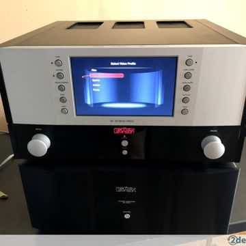 Levinson $58,000 HDMI Set -  #502 Media Console & #51 Media DVD/CD Player
