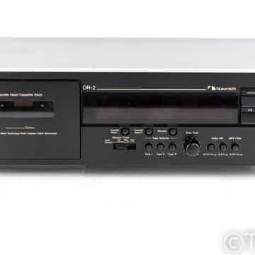 Nakamichi DR-2 Cassette Deck