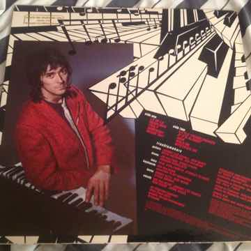 Ian McLagan Troublemaker With Ron Wood Promo Stamp Back...