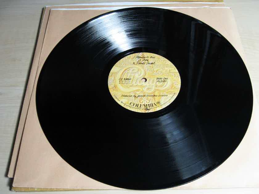 Chicago - Chicago 7 / Chicago VII  - 1974 Columbia C2 32810