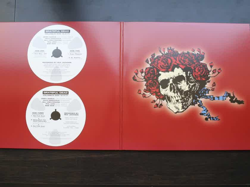 The Grateful Dead  Dick's Picks, Vol. One - Columbus, OH 10/31/71 - Limited Edition Vinyl