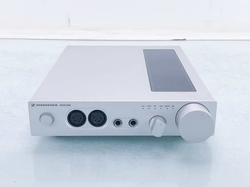 Sennheiser HDVD 800 Headphone Amplifier; HDVD800 (17203)