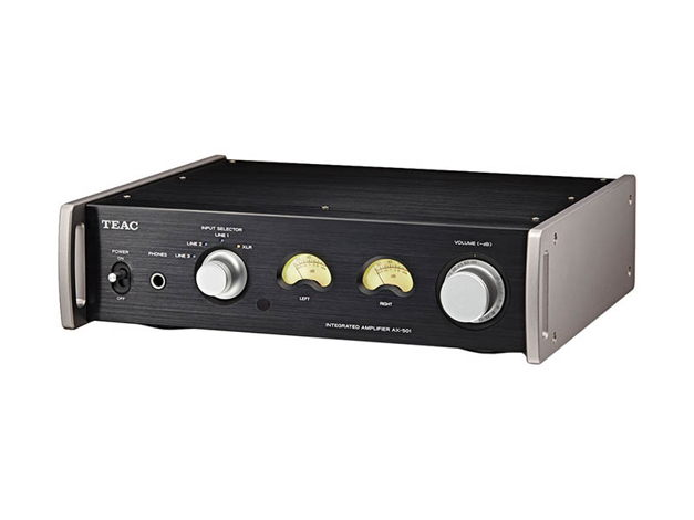 TEAC AX-501-B Integrated Amp: