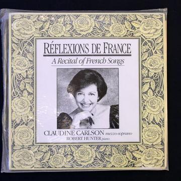 Claudine Carlson - Sheffield / Town Hall LP