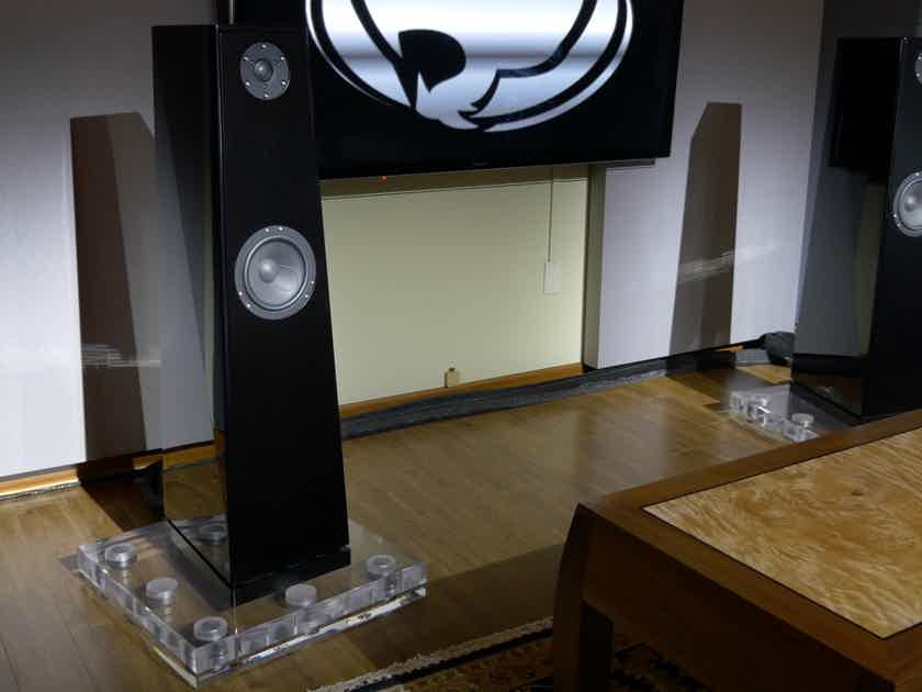 Duos Speakers, by Voce Audio -- The Ultimate Vocal Speaker! -- (Only 20 pairs of these speakers were ever made.)